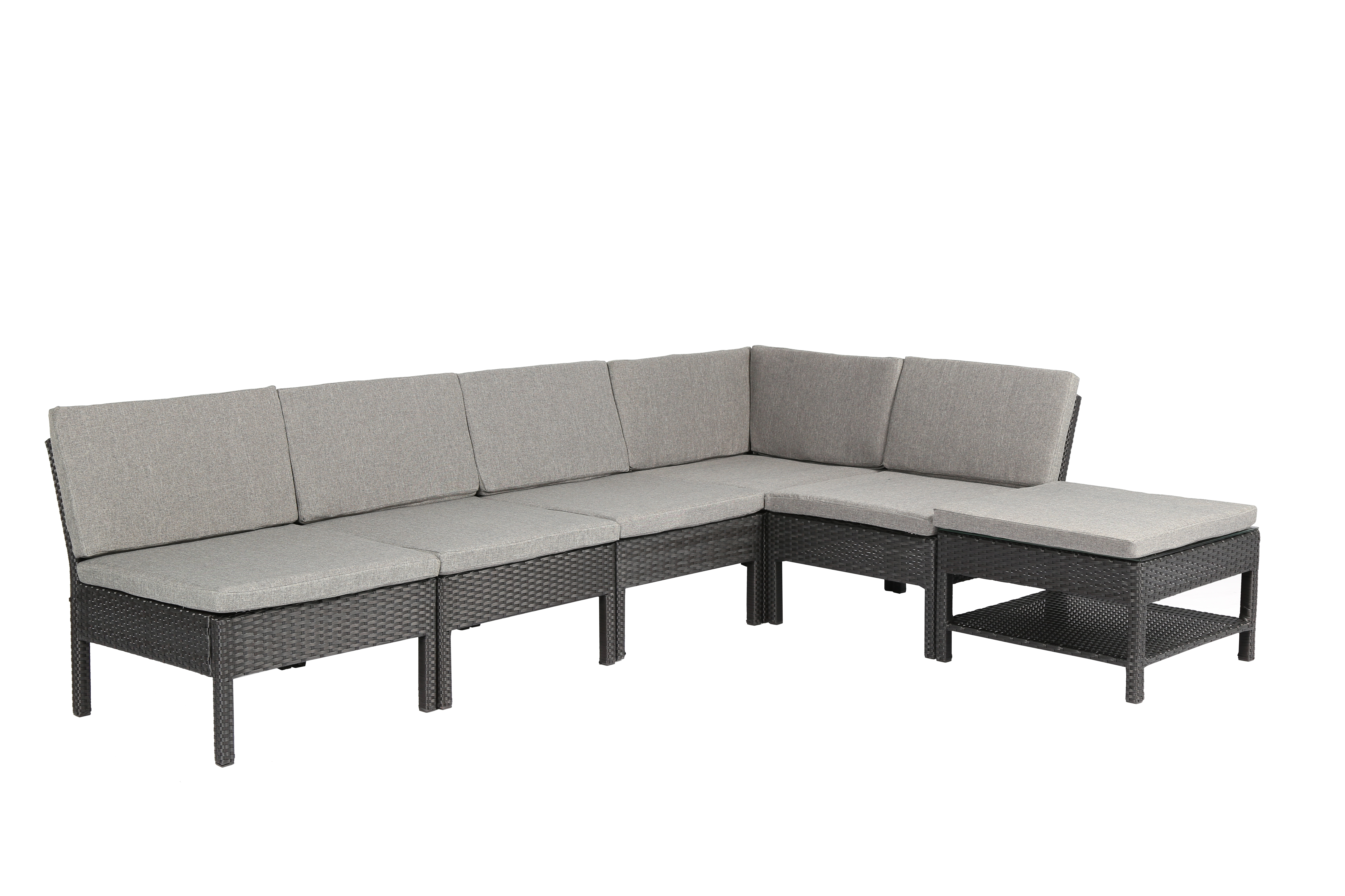 Magari Spiaggia Couch Sectional Sofa Set 6 Pieces – Notochord Group